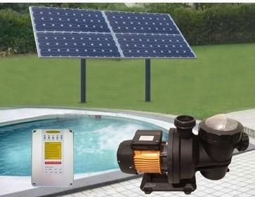 Sistema de depuraci n de piscinas por energ a solar todo solar - Bomba piscina solar ...