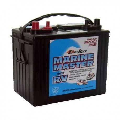 10800 аккумуляторы глубокого разряда (deep cycle) серии marine master для речных, морских судов и автокемпингов и др