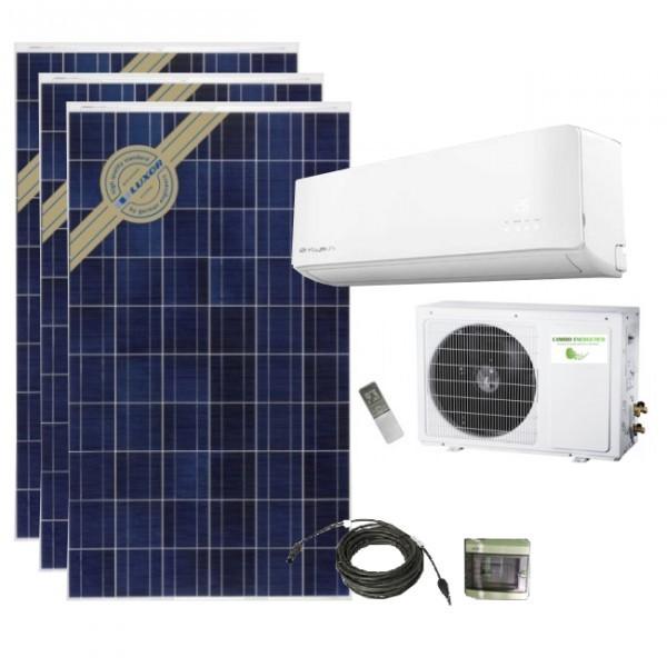 Resultado de imagen para instalaciones de aire acondicionado solares