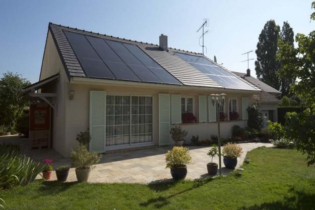 Soportes todo en energ a solar for Tejados solares
