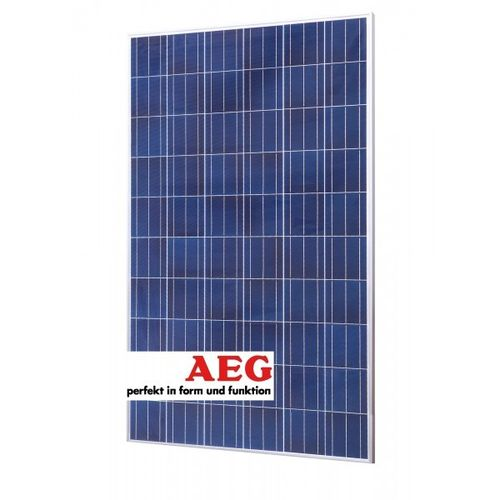 25 und. Panel solar AEG AS-P602 de 260W
