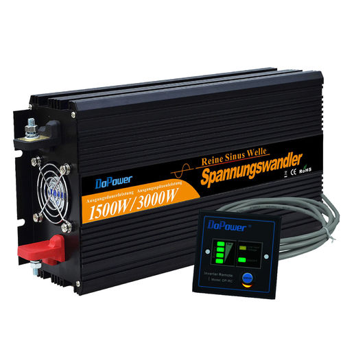 DoPower Inverter 1500W - 12V