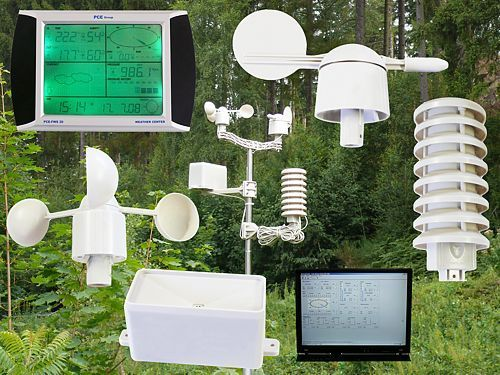 Weather Station PCE 20
