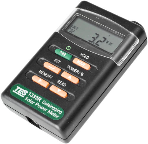 Digital sunlight meter TES-1333