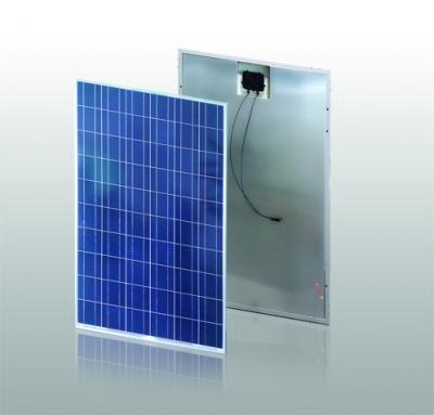 Hybrid solar panel 250W hot water and electricity