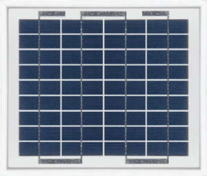 Panel solar monocristalino Turbo Energy de 5W a 200W